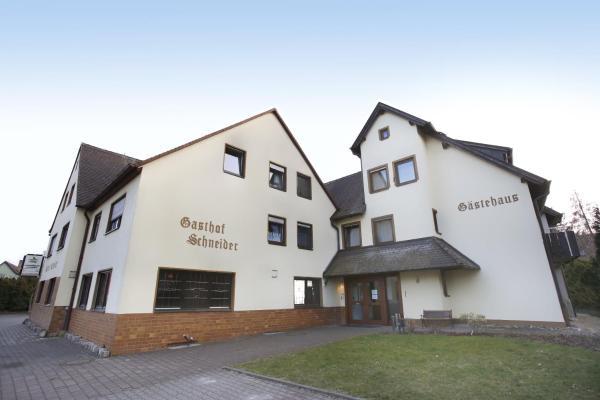 Hotelbilleder: Hotel Gasthof Schneider, Hallerndorf