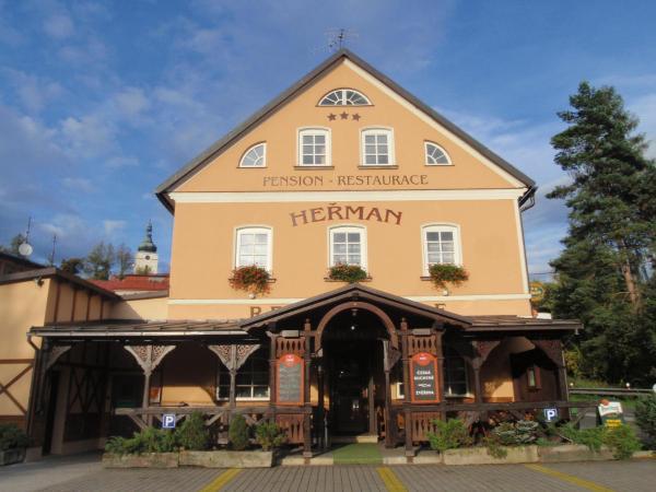 Hotel Pictures: Pension Herman, Rudník