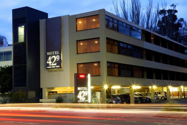 Fotografie hotelů: Motel 429, Hobart