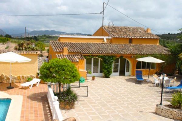 Hotel Pictures: Finca Vicente, Teulada