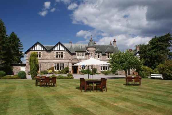 Hotel Pictures: Ramnee Hotel, Forres