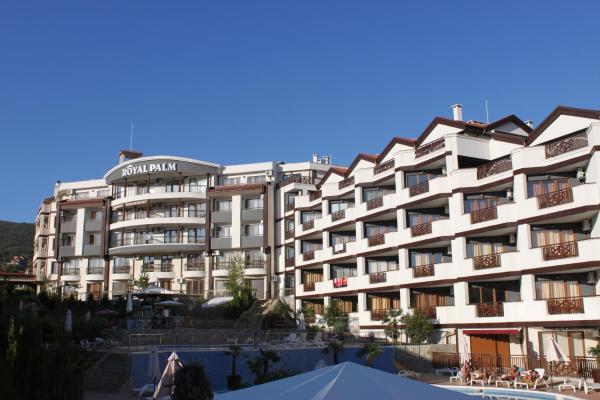 Hotellikuvia: Royal Palm Apartments, Sveti Vlas