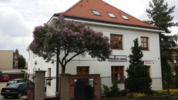 Hotel Pictures: Penzion Hana, Mělník