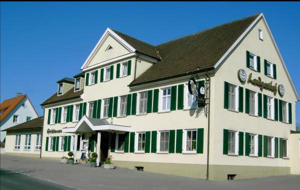 Hotelbilleder: Gasthof Goldenes Lamm, Schwabsberg