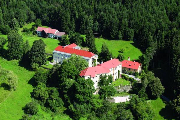 Hotelbilleder: Hotel Landsitz Pichlschloss, Mariahof