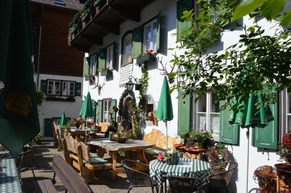 Hotellikuvia: Platzhirsch zur alten Wagnerei, St. Wolfgang