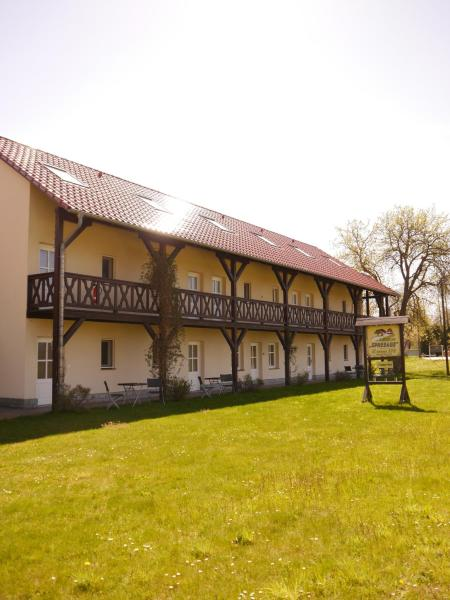 Hotel Pictures: Spreewald Pension Spreeaue, Burg