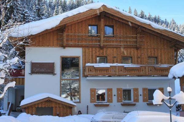 Фотографии отеля: Appartements Haus Rötelstein, Фильцмос