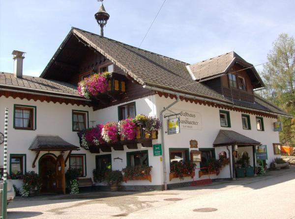 Hotelbilleder: Gasthof zum Sandlweber, Bad Mitterndorf