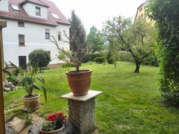 Hotelbilleder: Ferienwohnung im Grünen, Groitzsch