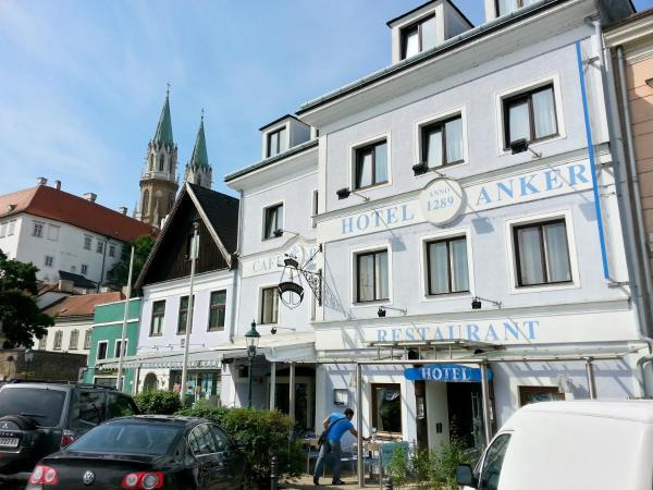 酒店图片: Hotel Anker, 克洛斯特新堡