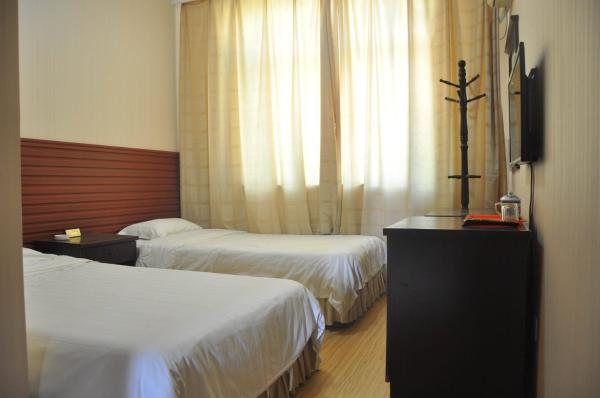 Mainland Chinese Citizens-Double Room with Sea View