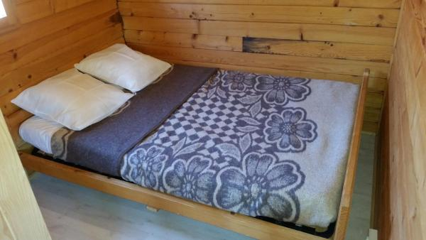 One Double Room, One Child Room Chalet