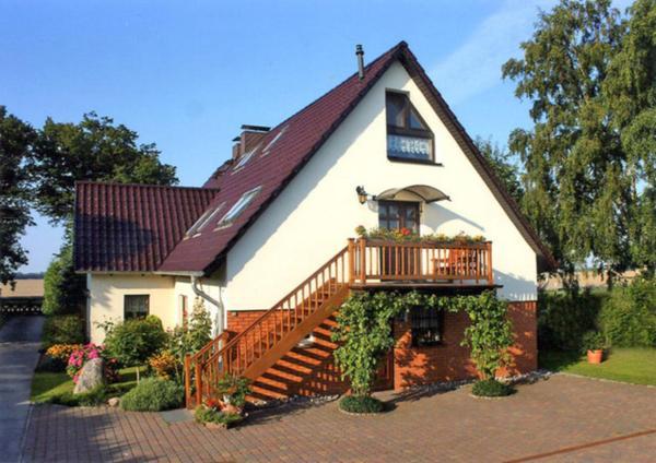 Hotelbilleder: Ferienwohnungen im Altbauernhaus, Hohendorf