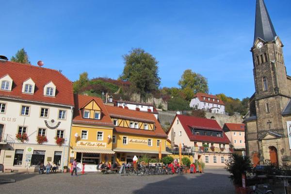 Hotel Pictures: Ferienhaus Schönherr, Stadt Wehlen