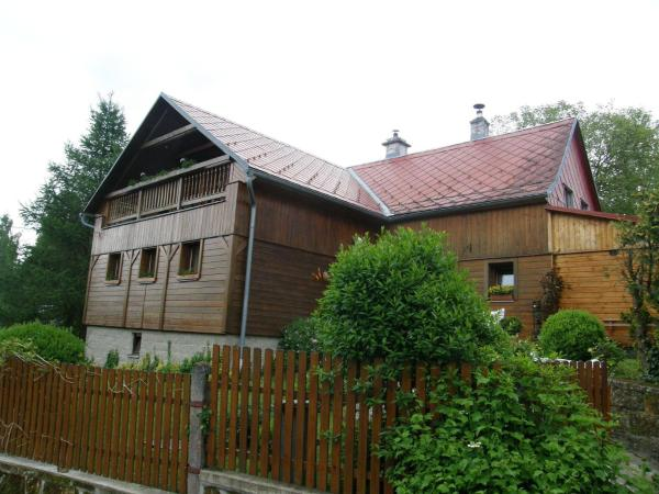 Hotel Pictures: Ferienwohnung Haus Renata, Růžová