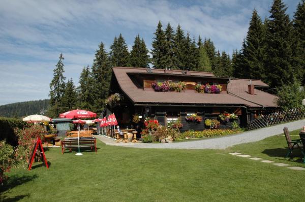 Hotelfoto's: Apartament Turnerhütte, Kanzelhöhe