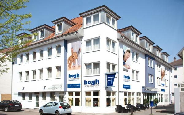 Hotelbilleder: hogh Hotel Heilbronn, Heilbronn