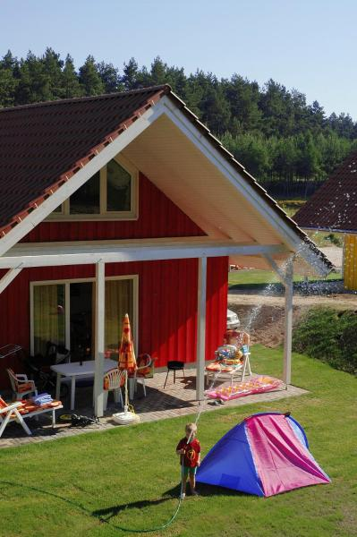 Hotelbilleder: Camping-und Ferienpark Havelberge, Groß Quassow