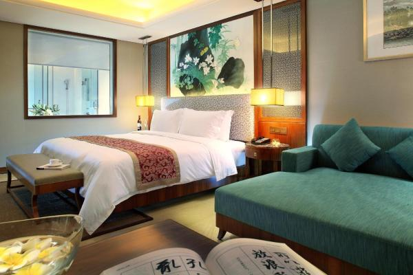 Business Double or Twin Room with City View