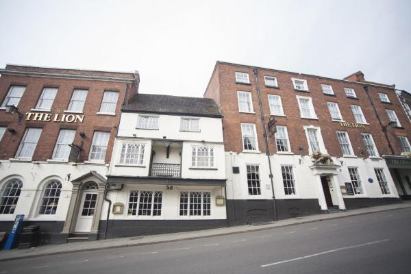 Hotel Pictures: The Lion Hotel Shrewsbury by Compass Hospitality, Shrewsbury
