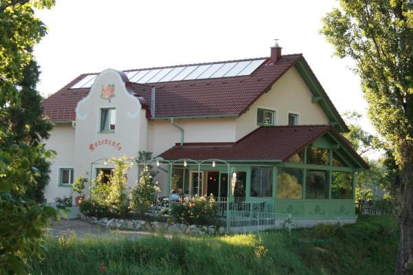 Hotelfoto's: Rosenhotel, Zwentendorf