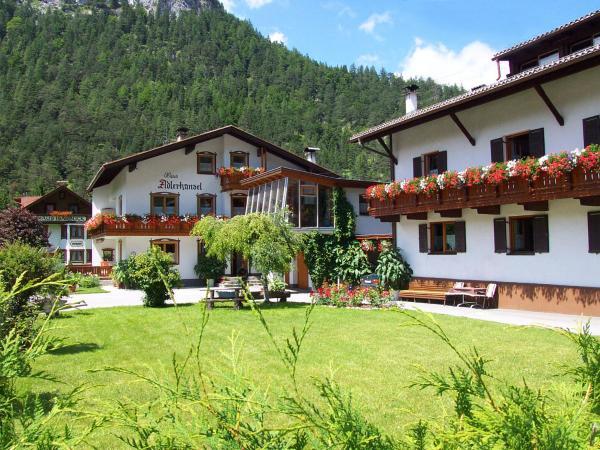 Hotellikuvia: Haus Adlerkanzel, Scharnitz