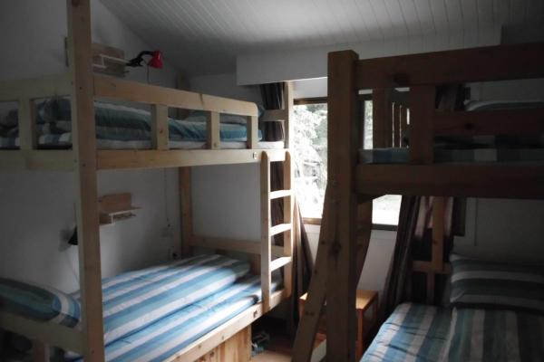 Bunk Bed in 4-Bed Male Dormitory Room 1