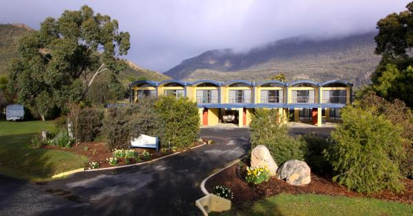Zdjęcia hotelu: Five Clematis Views, Halls Gap