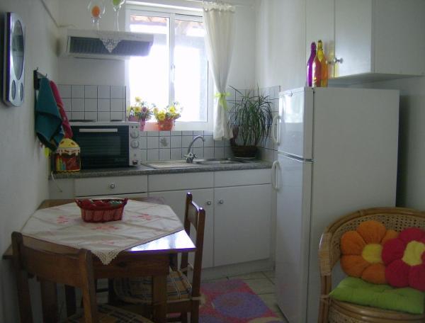 Family Apartment with Balcony