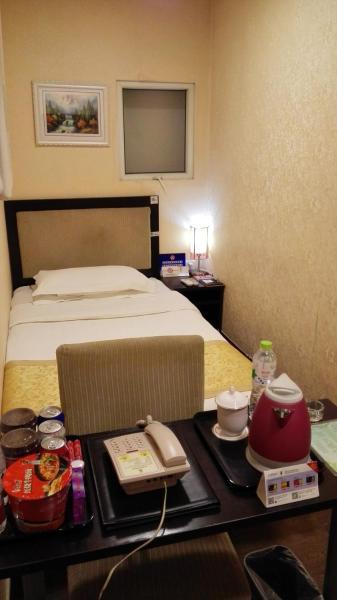 Mainland Chinese Citizens - Economy Single Room