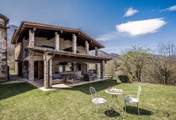 Hotel Pictures: Hotel Mas la Ferreria, La Vall de Bianya