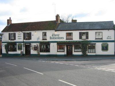 Hotel Pictures: The Three Horseshoes, Drayton Parslow