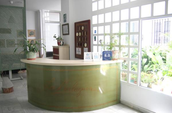 酒店图片: Hostal La Malagueña, 埃斯特波纳