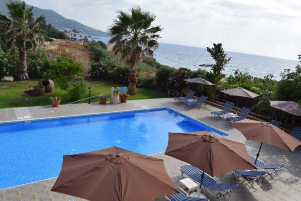 Hotel Pictures: Kanalli Apartments, Pomos