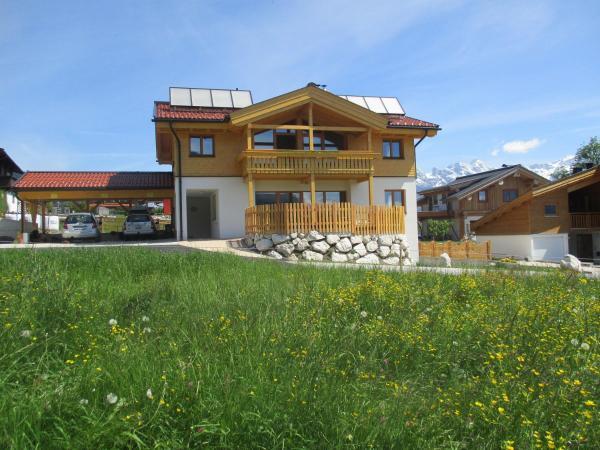 Фотографии отеля: Villa Mandl, Майсхофен