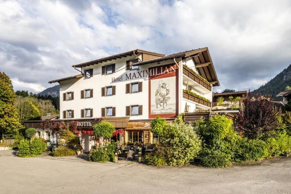 Zdjęcia hotelu: Hotel Maximilian, Reutte