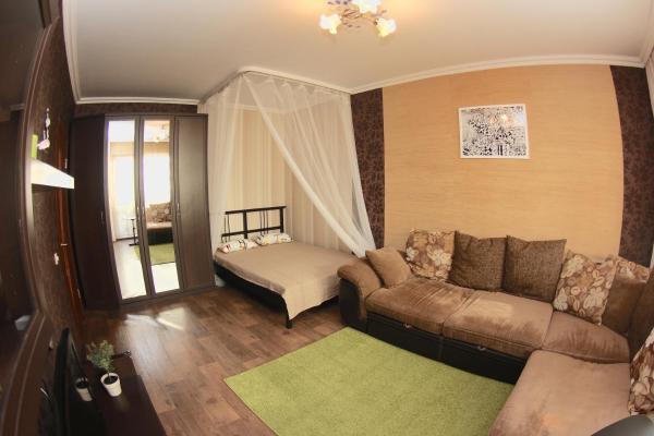 Economy Apartment - Omskaya 127