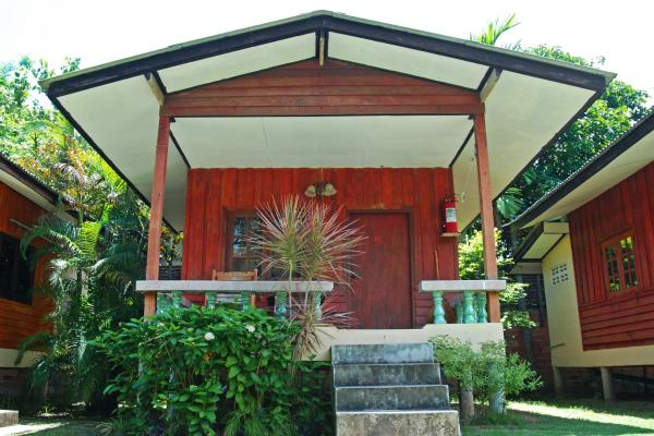 Bungalow with Fan - Type A