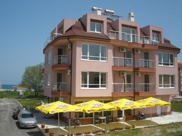 Hotellikuvia: Hotel Paradise, Lozenets