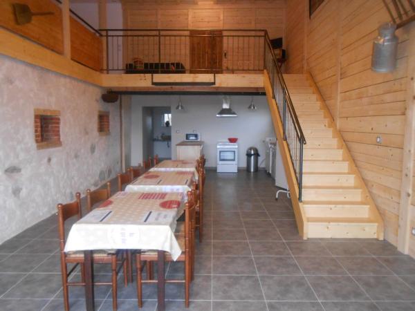 Hotel Pictures: Gite La Grange Des Clarines, Cordelle