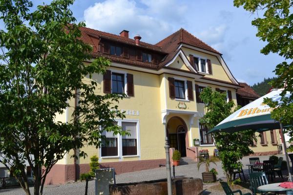 Hotel Pictures: Gasthaus zur Krone, Weisenbach