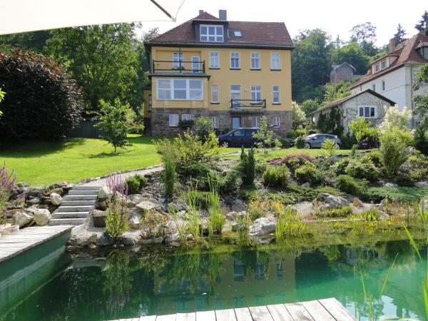 Hotel Pictures: Pension Villa am Burgberg, Waltershausen
