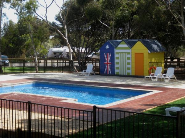 Foto Hotel: BIG4 Port Willunga Tourist Park, Aldinga