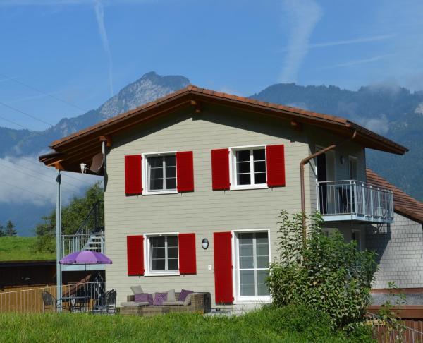Hotel Pictures: Ferienhaus Stockli, Brunnen