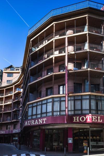 Hotelfoto's: Hotel Cervol, Andorra la Vella