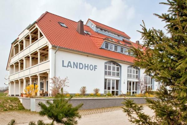 Hotel Pictures: Landhof Usedom App. 306, Stolpe auf Usedom