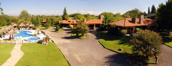 ホテル写真: Cabañas Steinhaus, Villa General Belgrano