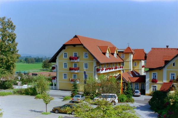 ホテル写真: Hotel Garni Koralmblick, ザンクト・カンツィアン