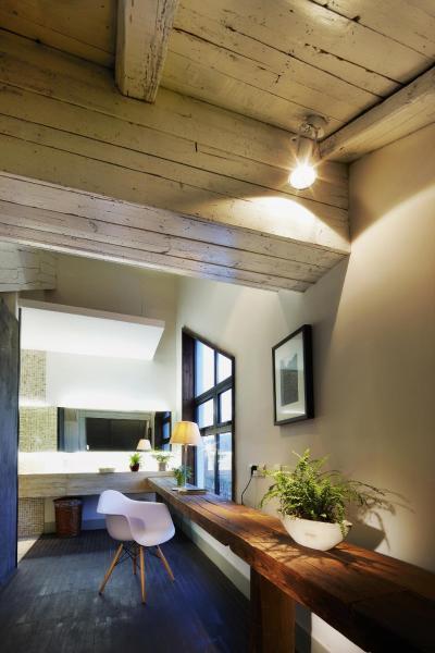Mansard Suite